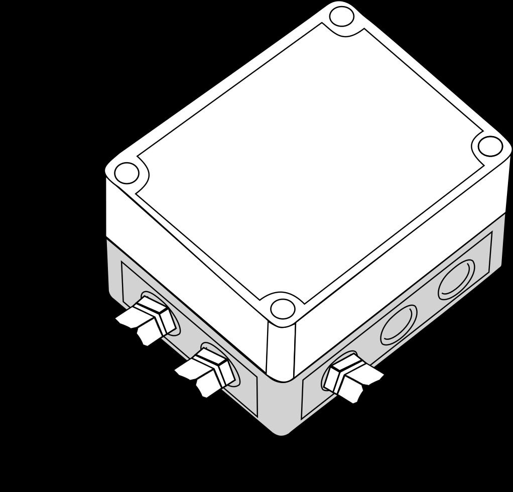 Einbau der BOB - Elektronik in das Gehäuse