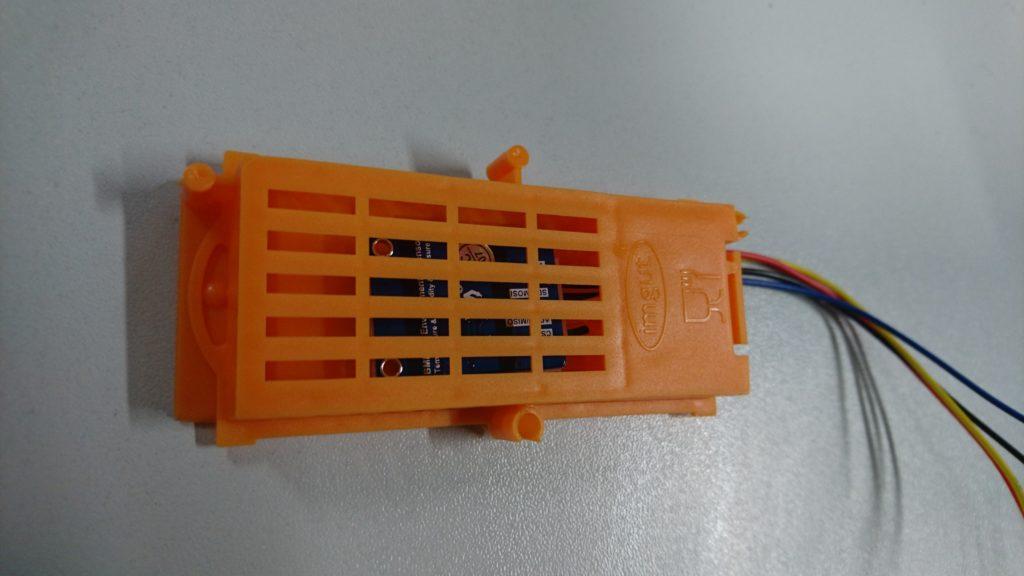 Einbau des Luftfeutesensors BME280